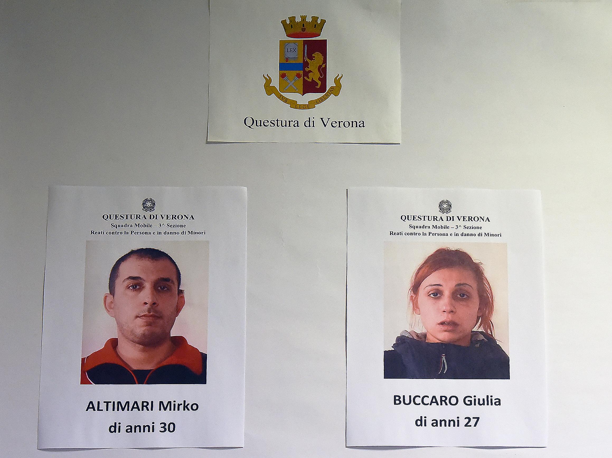 Altimari Mirko e Buccaro Giulia