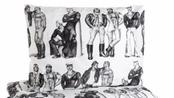 Lenzuola pro gay con Tom of Finland