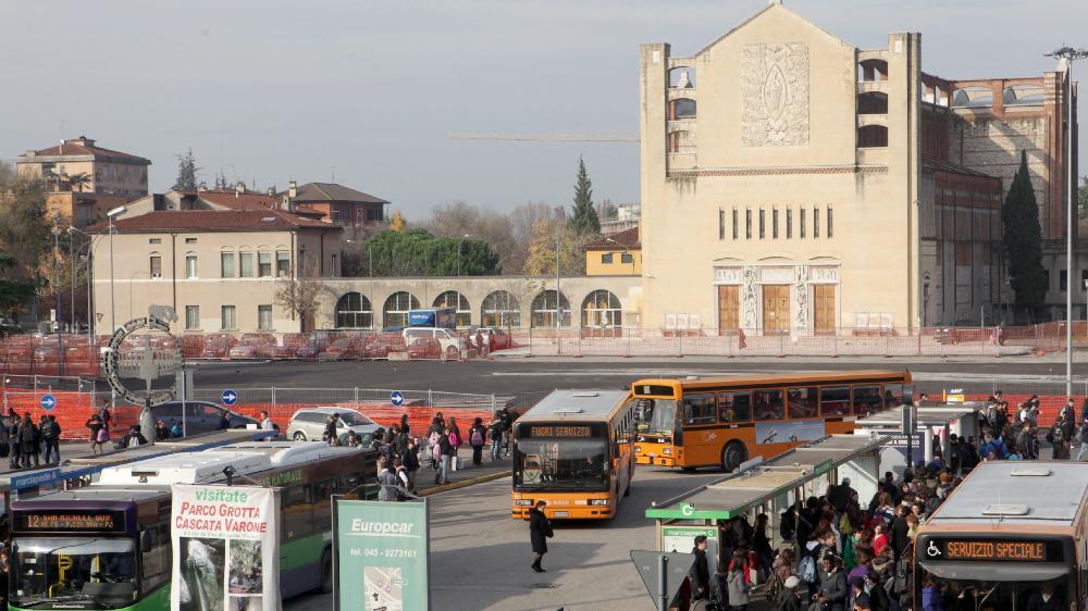 Domenica disinnesco bomba sgombero per 81 famiglie oggi - Distanza tra stazione porta nuova e arena di verona ...