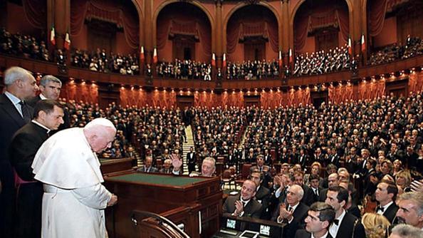 Il polacco che volle farsi italiano la beatificazione for Oggi al parlamento italiano