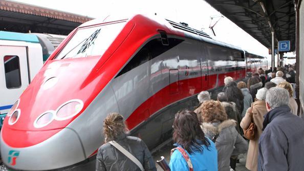 Frecciarossa e frecciargento per il sud orari anticipati - Partenze treni verona porta nuova ...