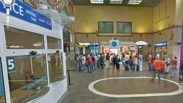 Visita virtuale alla stazione di verona ora possibile - Distanza tra stazione porta nuova e arena di verona ...