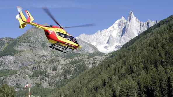 Elicottero Monte Bianco : Monte bianco quattro morti due vittime in alto adige