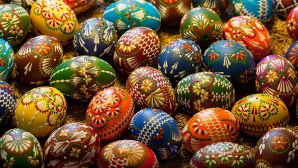 Uova di pasqua speciali per bimbi diabetici dell ospedale - Uova di pasqua decorate ...