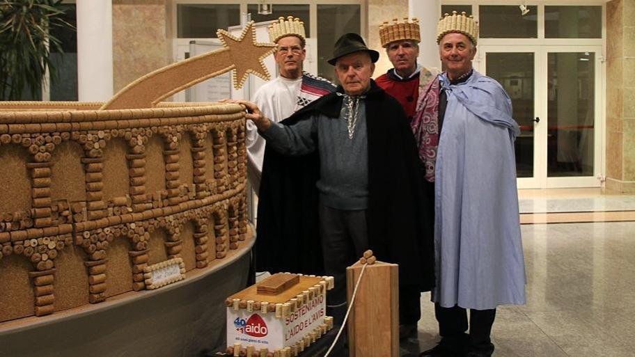 I re magi portano tappi in dono san bonifacio l 39 arena - Cosa portano i re magi ...
