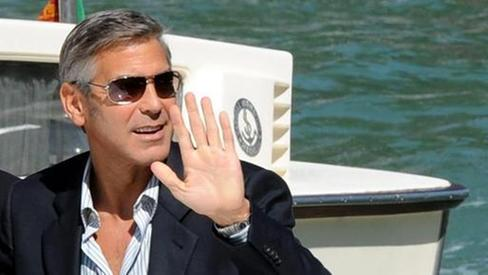 George Clooney, regista di The Idea of March