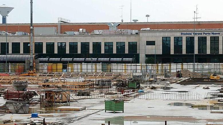 Stazione un altro anno per il park home l 39 arena - Distanza tra stazione porta nuova e arena di verona ...