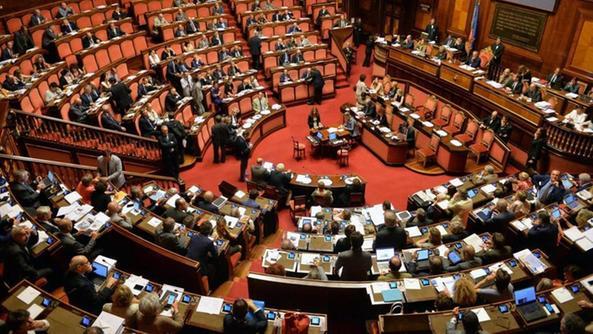 Nuovo senato fronte del no il premier ho la maggioranza for Lavori parlamentari