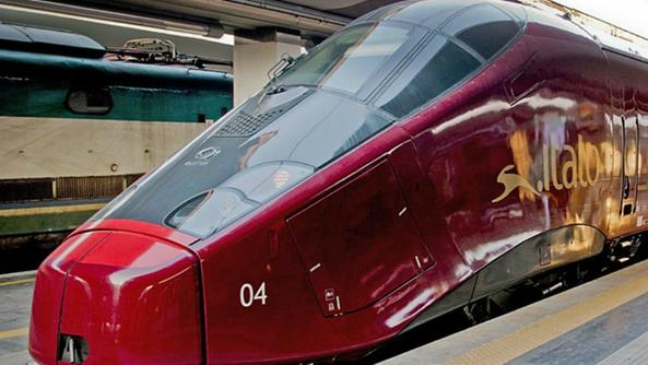 Italo sbarca a verona treni veloci per roma da dicembre - Partenze treni verona porta nuova ...
