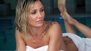 Cameron Diaz in una foto di scena di The Counselor di Ridley Scott