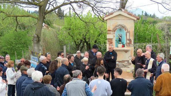 Missione restauro compiuta per il capitello del santo for Piani di missione