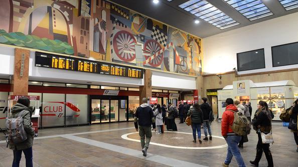 Fs milano venezia weekend di disagi per chi viaggia - Partenze treni verona porta nuova ...