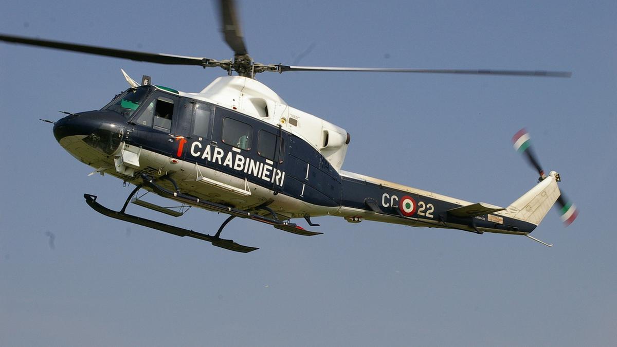Elicottero I Inti : Riprese le ricerche dei resti della piccola larisa bassa
