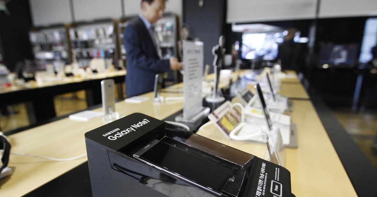 Samsung blocca la produzione del galaxy note 7 mondo l for Samsung arena milano
