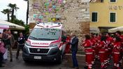 Croce Rossa a Bardolino /2 (video Madinelli)