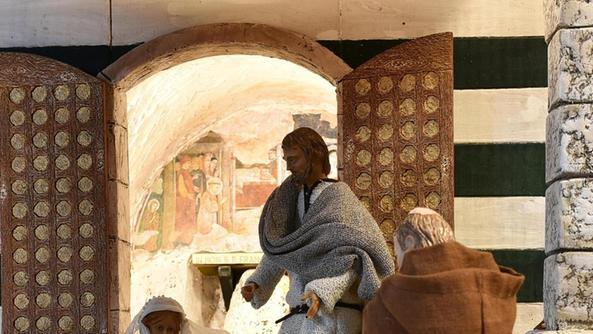 Un pozzo di meraviglia in stile francescano grande for Case in stile missione