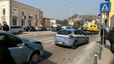 Incidente in piazza Isolo (Dienne)