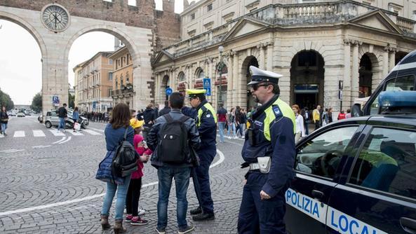 Piano sicurezza esteso anche dopo pasqua citt l 39 arena - Distanza tra stazione porta nuova e arena di verona ...