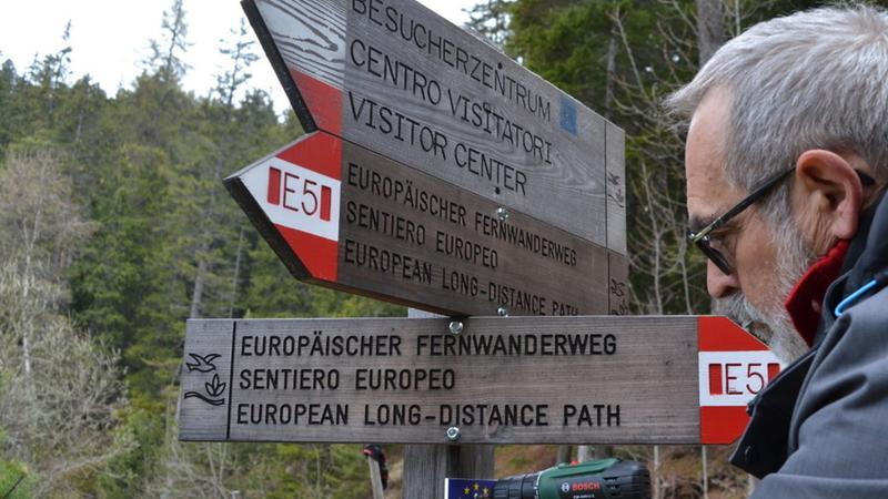 Il sentiero E5 compie 45 anni Ma il certificato europeo manca | L'Arena
