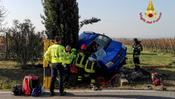 L'incidente a Peschiera