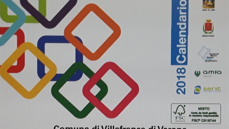 Calendario Amia Verona.Rifiuti Calendari In Ritardo Tocca Andare In Municipio
