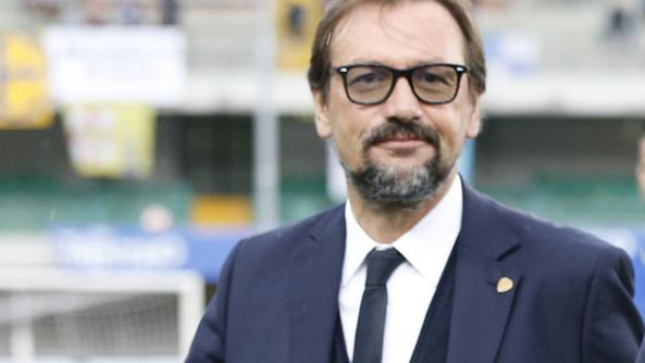 Marco Pacione, team manager del Chievo