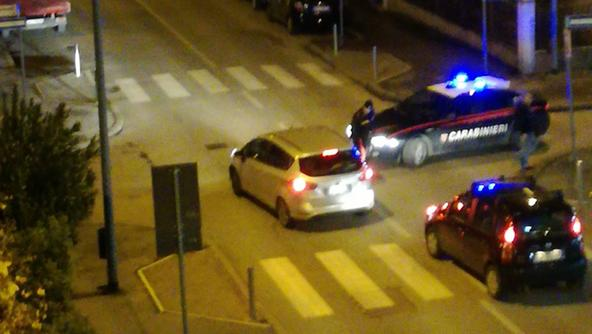 L'incidente in via Murari Bra (Brazz)