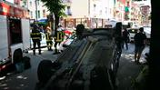 Incidente in Borgo Roma (Diennefoto)
