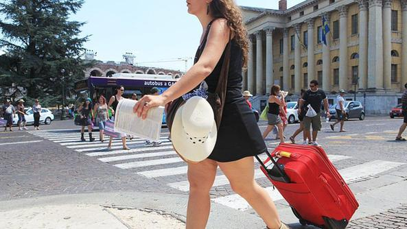 Turismo, 4 milioni di euro a rischio - Città - L\'Arena