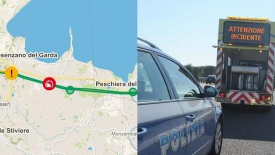 Grave incidente in A4 in serata
