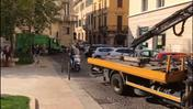 San Nicolò bloccata (video Brusati)