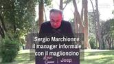 Marchionne, manager informale
