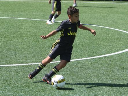 Il figlio di Cristiano Ronaldo