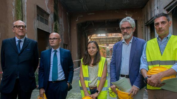 «Alberghi, parco e uffici L'ex Tabacchi rinascerà»   Città
