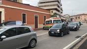 Incidente in via Fincato (video Perlini)