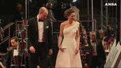 Kate sul red carpet con orecchini di Lady D
