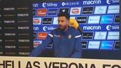 Grosso in conferenza stampa(Tavellin)