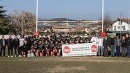 Il Rugby club Valpolicella ha aderito all'Aido