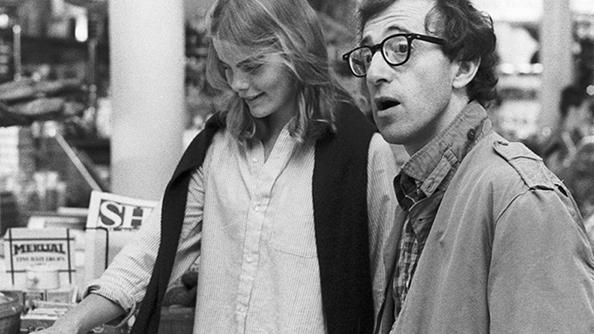 Mariel Hemingway e Woody Allen in «Manhattan»