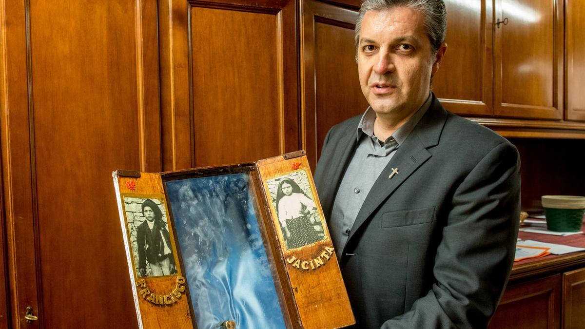 Risultati immagini per relique madonna di fatima
