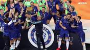 Il Chelsea di Sarri batte l'Arsenal e vince l'Europa League