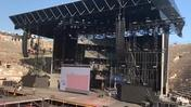 Arena, prove per il Giro d'Italia (Video Brusati)