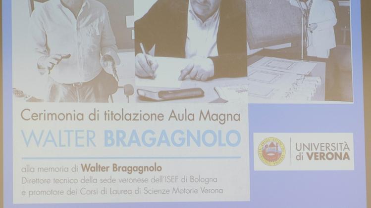 Bragagnolo Il Visionario Del Movimento L Arena