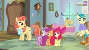 Prima coppia arcobaleno in My Little Pony