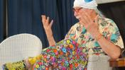 Patch Adams al teatro di Cerro FOTO AMATO