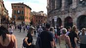 Ferragosto a Verona (video Brusati)