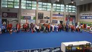 Campionato di dog dance a Cavaion (Madinelli)