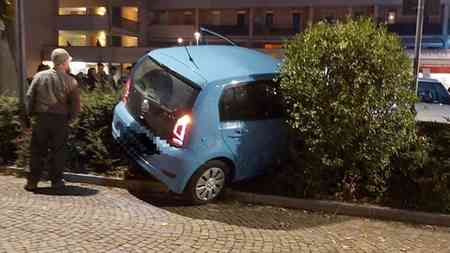 L'incidente a Pescantina