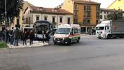 Incidente in piazza Pradaval (Zuliani)