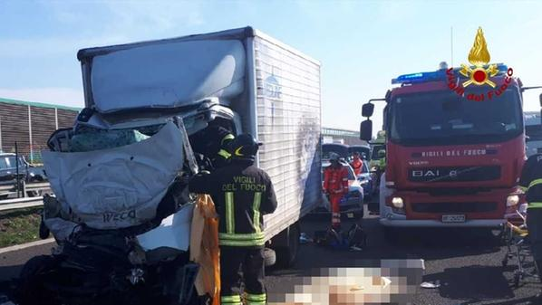 Incidente mortale in A4